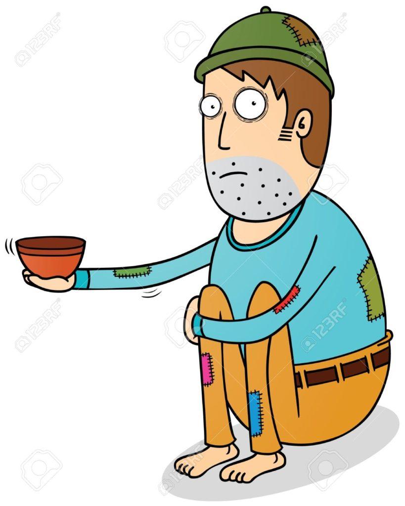17925234-beggar-Stock-Vector-poor-man-cartoon